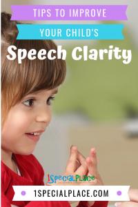 speech clarity