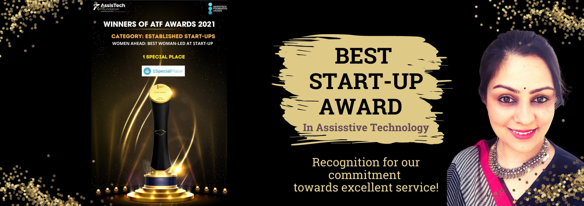 1SpecialPlace Award